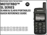 Manual-MOTOROLA-SL4000